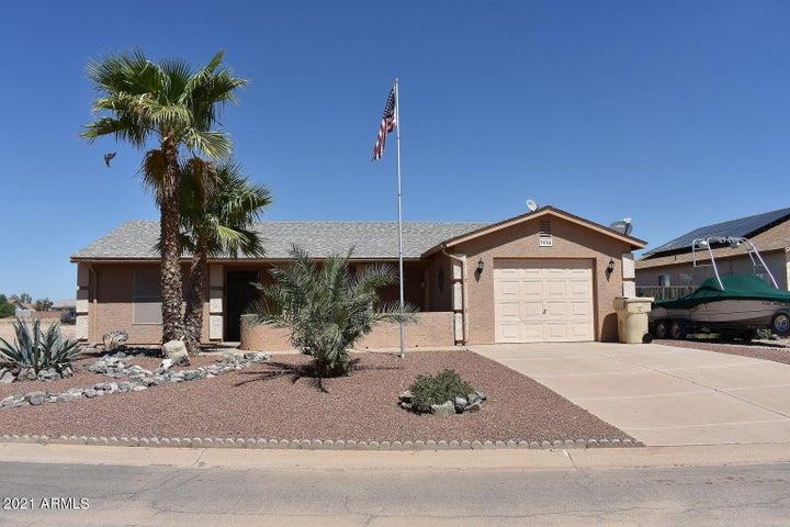 9054 W TINAJAS Drive, Arizona City, AZ 85123