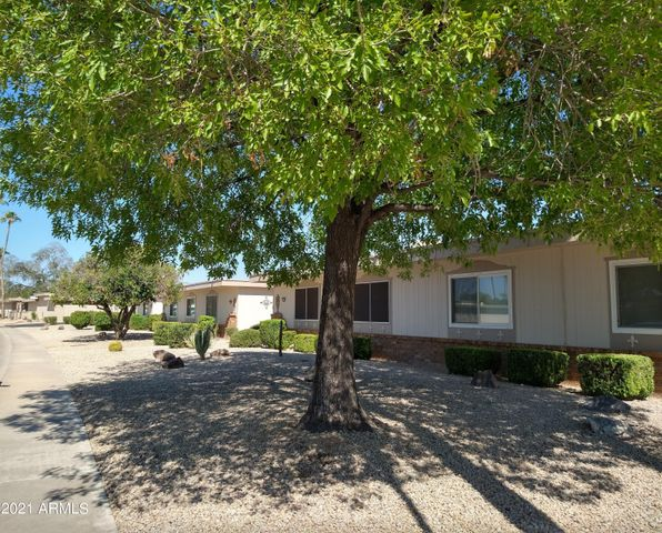 16655 N 102ND Avenue, Sun City, AZ 85351