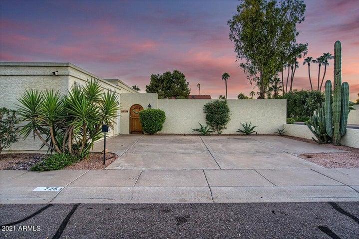 7251 E HARMONT Drive, Scottsdale, AZ 85258