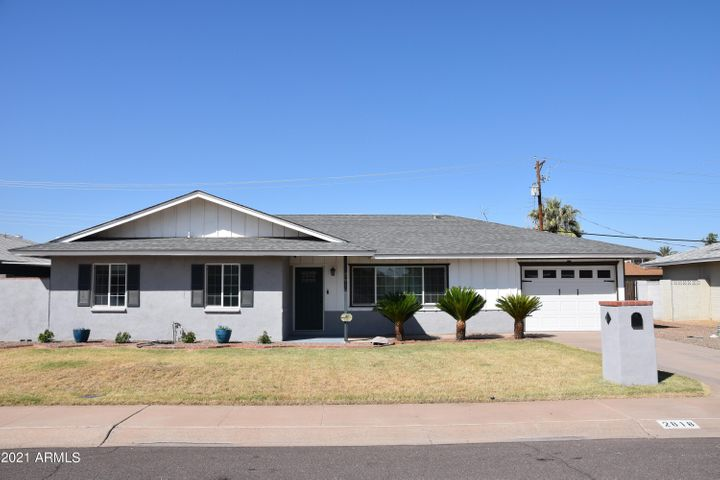 2818 N 82ND Street, Scottsdale, AZ 85257