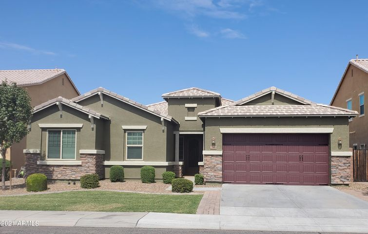 2186 E EVERGLADE Lane, Gilbert, AZ 85298