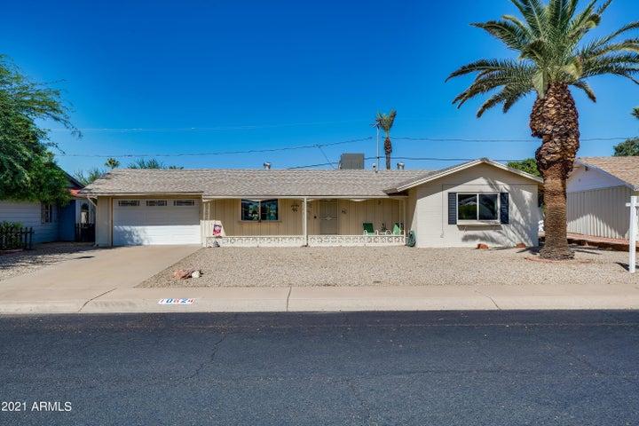 10624 N BALBOA Drive, Sun City, AZ 85351