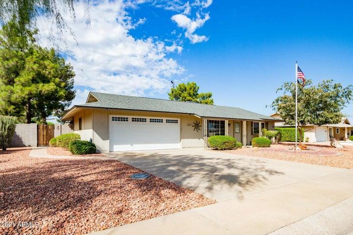 9818 W PEBBLE BEACH Drive, Sun City, AZ 85351