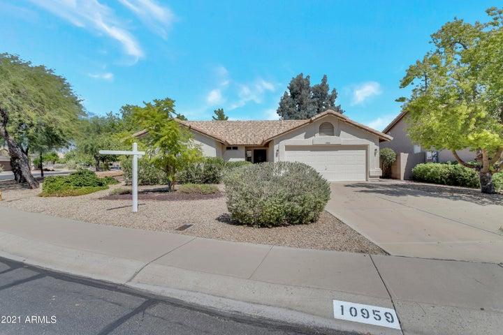 10959 W TONOPAH Drive, Sun City, AZ 85373