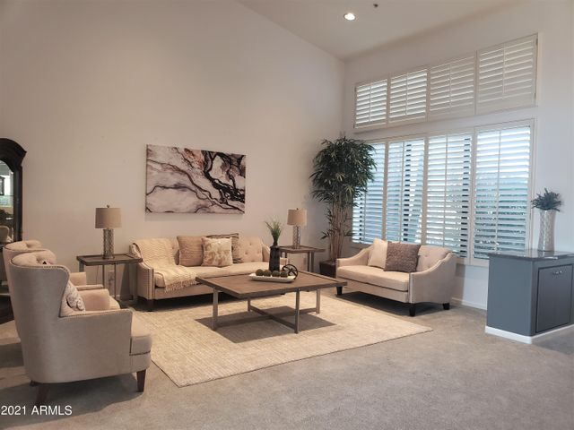 Enter to this gorgeous living room with lots of space