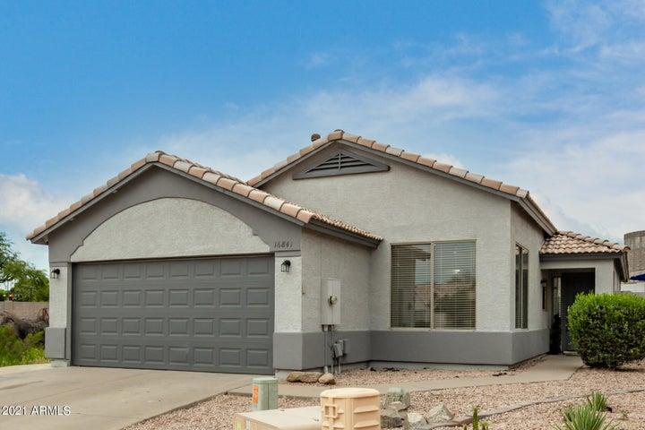 16841 N 18th Place, Phoenix, AZ 85022