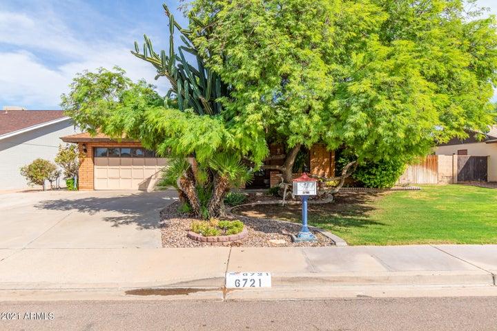 6721 S LAKESHORE Drive, Tempe, AZ 85283