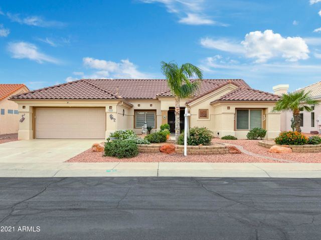 15321 W GREYSTONE Drive, Sun City West, AZ 85375