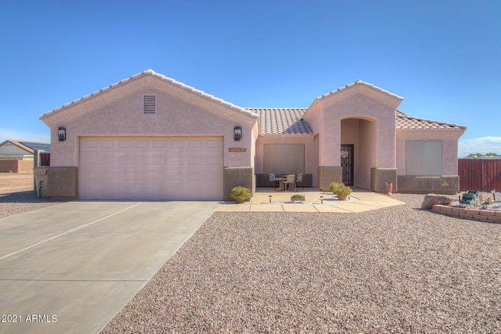 10852 W COVE Drive, Arizona City, AZ 85123