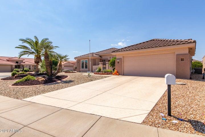 22802 N YUCATAN Court, Sun City West, AZ 85375