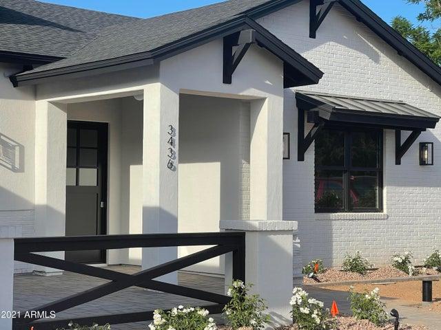 3436 E HAZELWOOD Street, Phoenix, AZ 85018
