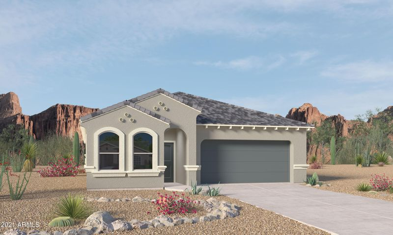 1952 W BROADWAY Avenue, Coolidge, AZ 85128