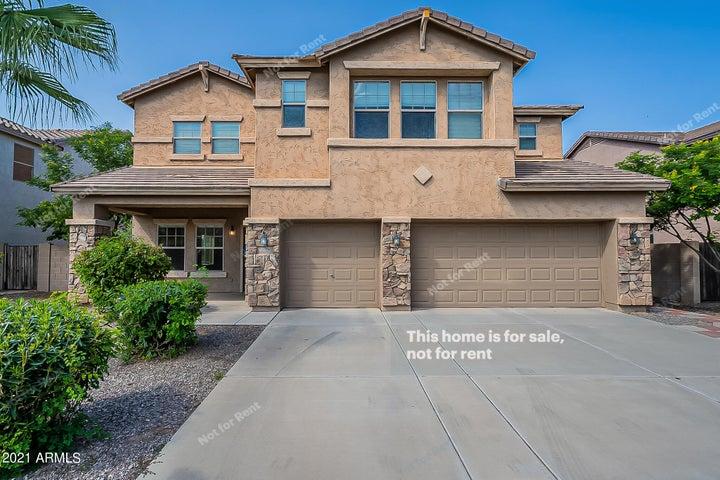 41642 N RABBIT BRUSH Trail, San Tan Valley, AZ 85140