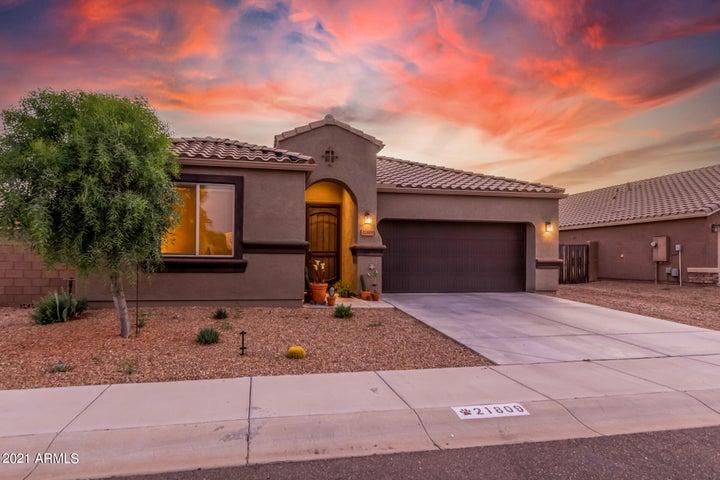 21809 W CASEY Lane, Buckeye, AZ 85326