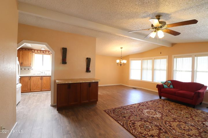 Welcome Home! The Great Room includes dining area, living area with lots of space for entertaining.