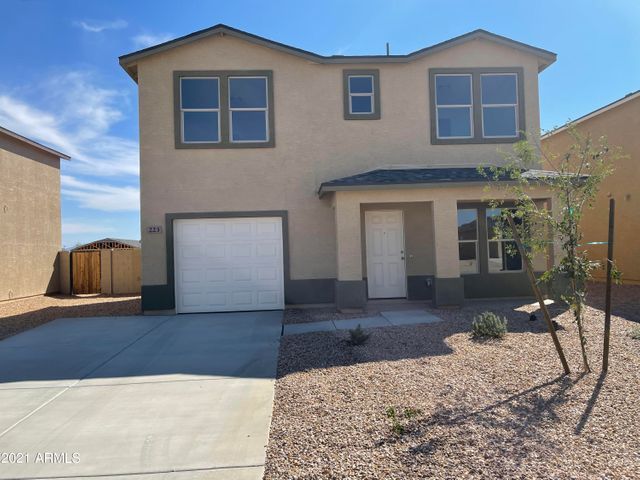 223 W TAYLOR Avenue, Coolidge, AZ 85128