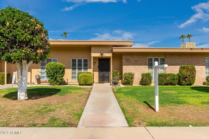 10010 W Hawthorn Drive, Sun City, AZ 85351