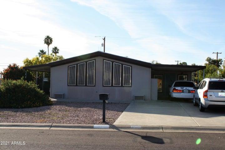 336 S 72ND Place, Mesa, AZ 85208