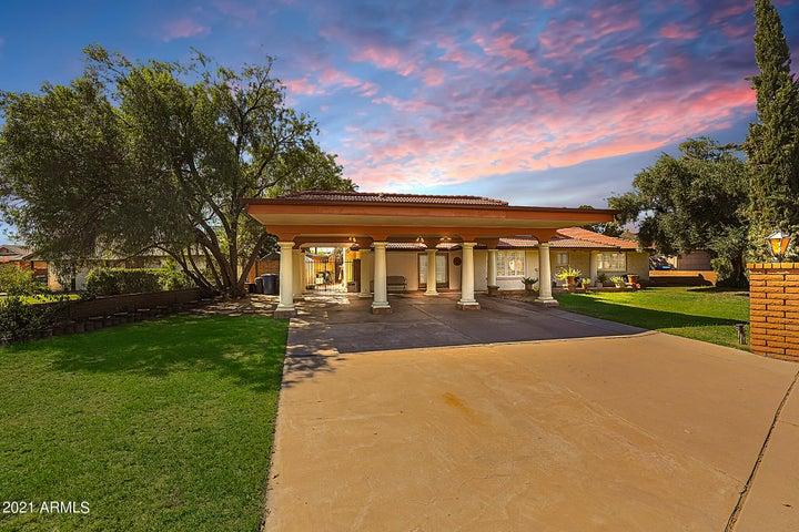 1606 N MCALLISTER Avenue, Tempe, AZ 85281