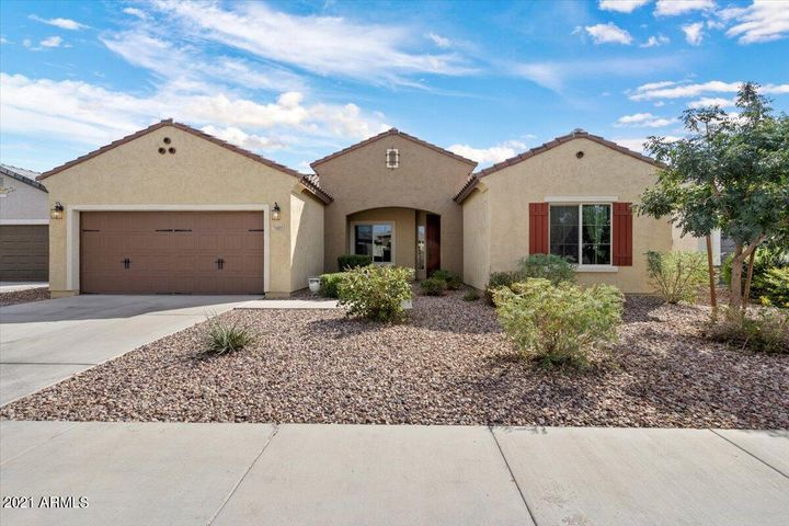 7097 W MILLERTON Way, Florence, AZ 85132