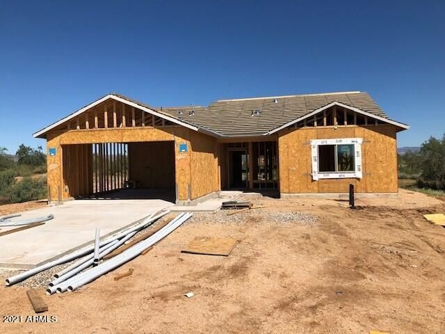 Front of home as of 10-10-21