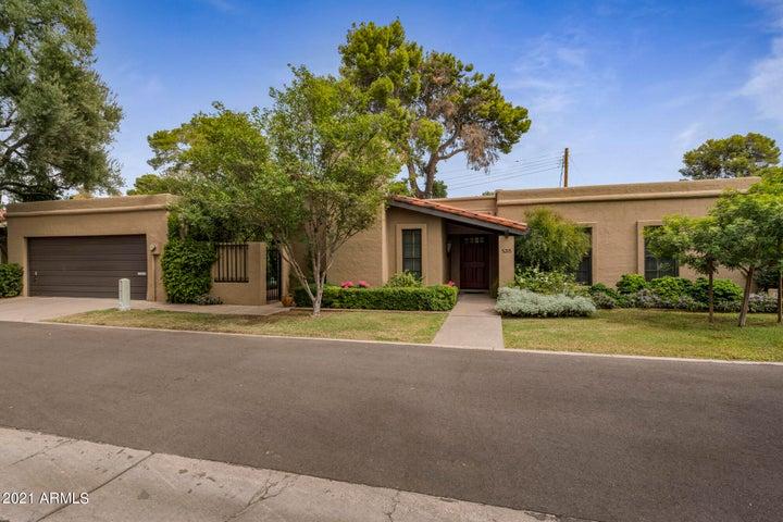 5315 N LA PLAZA Circle, Phoenix, AZ 85012