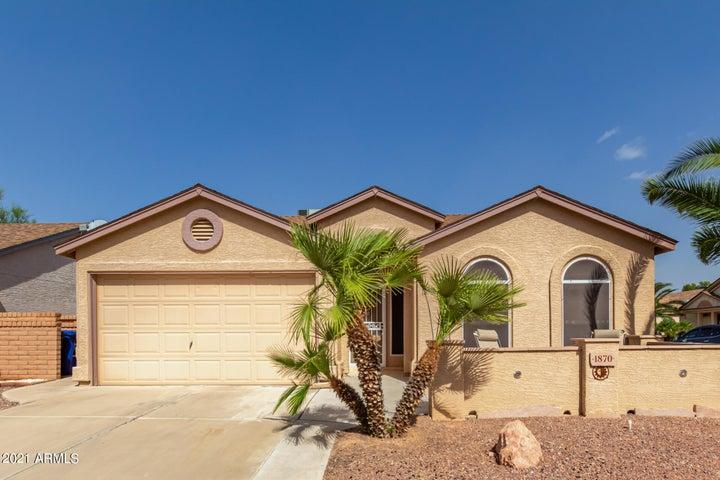 1870 E INDIAN WELLS Drive, Chandler, AZ 85249