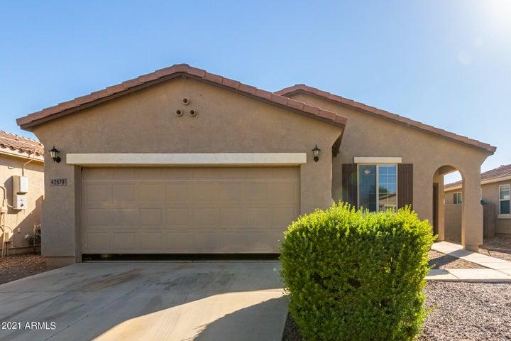 42579 W SANTA FE Street, Maricopa, AZ 85138