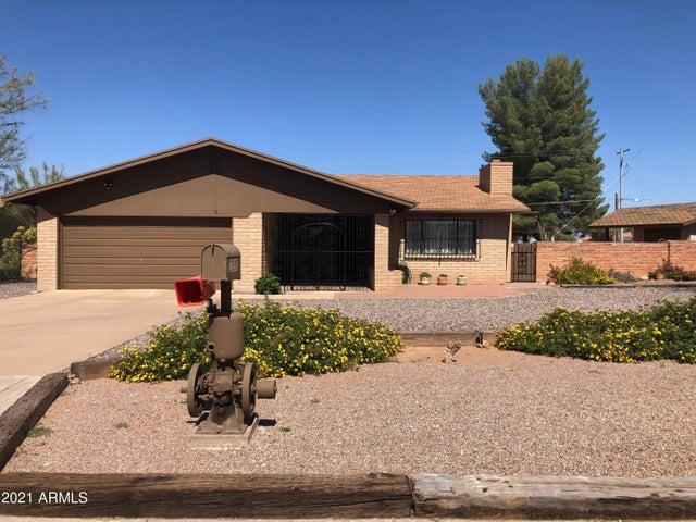 2930 E 14th Street, Douglas, AZ 85607
