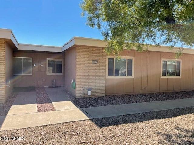 13662 N 108th Drive, Sun City, AZ 85351