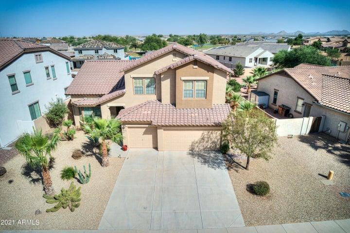 17171 N OLIVETO Avenue, Maricopa, AZ 85138