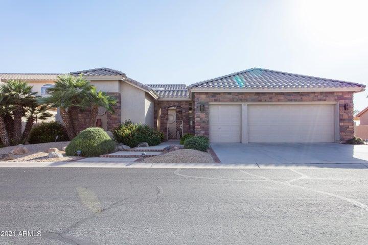 9501 E SUNRIDGE Drive, Sun Lakes, AZ 85248