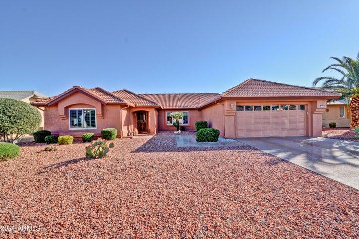 13527 W SKY HAWK Drive, Sun City West, AZ 85375