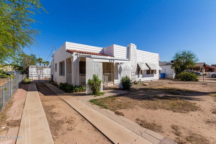 409 N 18TH Avenue, Phoenix, AZ 85007