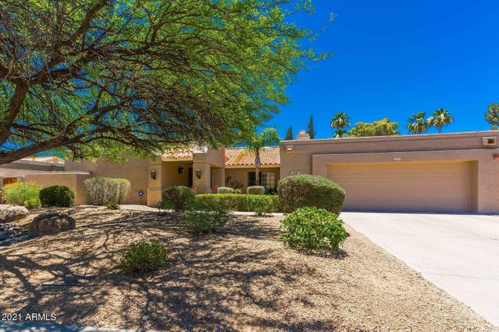 10871 E TIERRA Drive, Scottsdale, AZ 85259