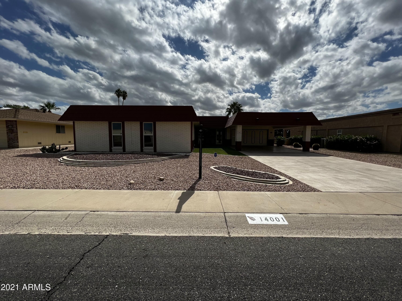 14001 N CAMEO Drive, Sun City, AZ 85351