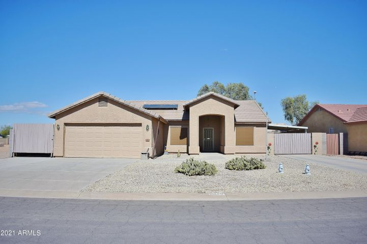 8648 W Teresita Drive, Arizona City, AZ 85123