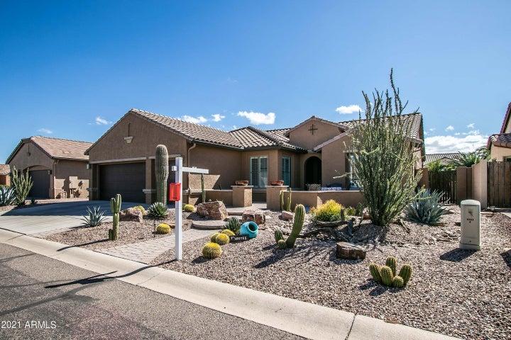 4745 W NOGALES Way, Eloy, AZ 85131