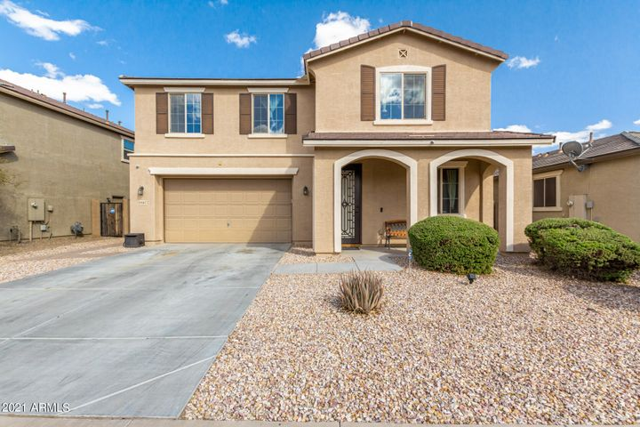 20167 N MARQUEZ Drive, Maricopa, AZ 85138