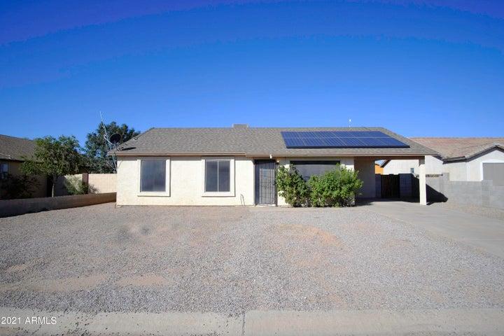 14594 S CHARCO Road, Arizona City, AZ 85123