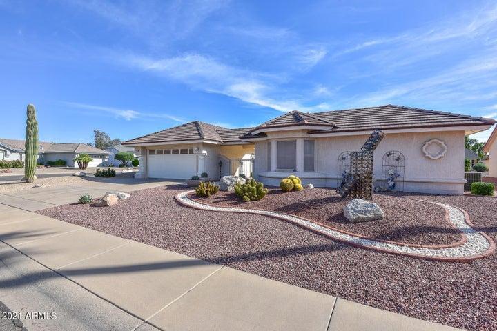 20821 N 147TH Drive, Sun City West, AZ 85375