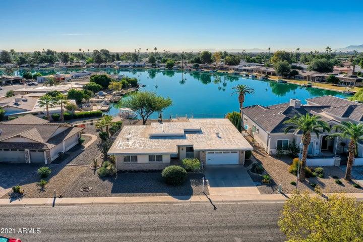 13813 N WHISPERING LAKE Drive, Sun City, AZ 85351