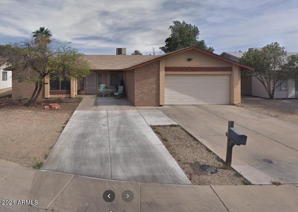 4631 N 100TH Drive, Phoenix, AZ 85037