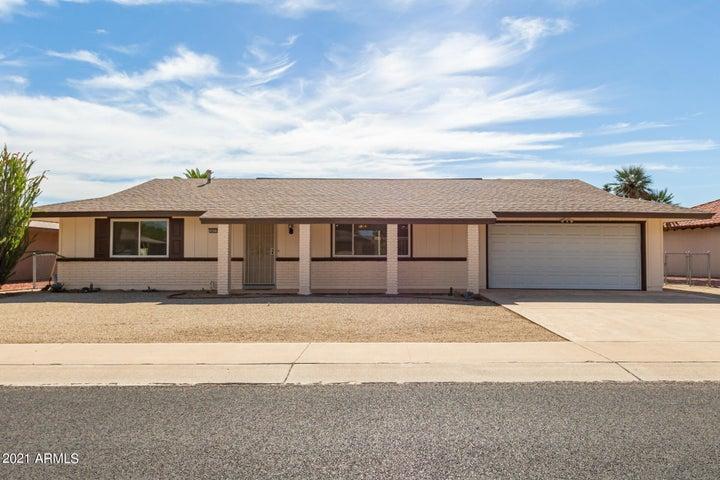 10621 W PLEASANT VALLEY Road, Sun City, AZ 85351