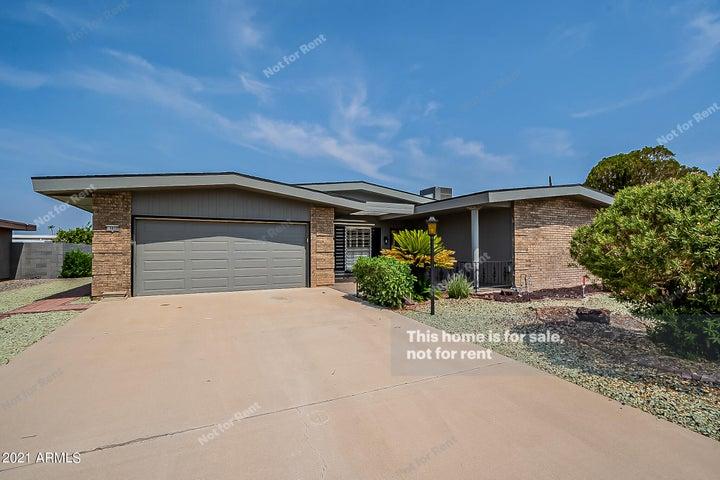 10826 W KAIBAB Drive, Sun City, AZ 85373