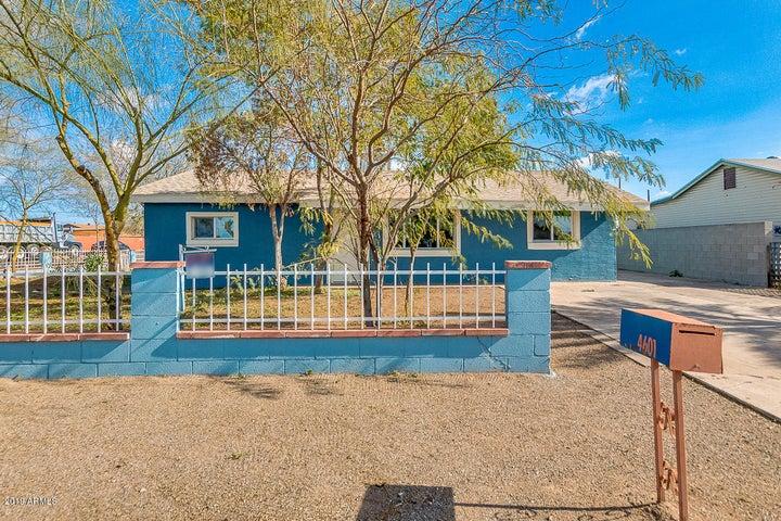 4601 S 4TH Street, Phoenix, AZ 85040