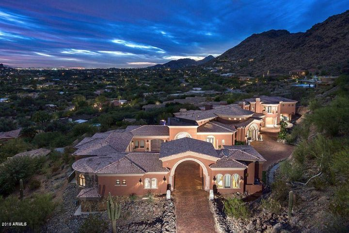 7017 N INVERGORDON Road, Paradise Valley, AZ 85253
