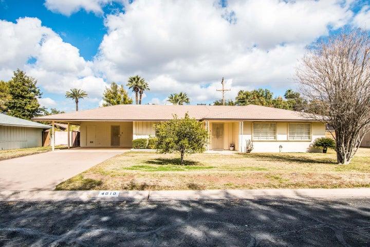4010 E COOLIDGE Street, Phoenix, AZ 85018