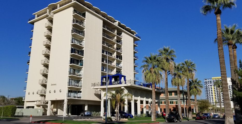 805 N 4th Avenue 509, Phoenix, AZ 85003