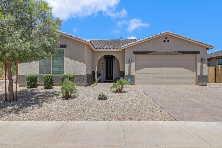4124 W Alicia Drive, Laveen, AZ 85339